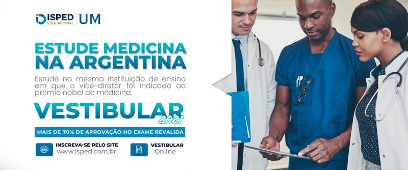 Isped Graduacao Presencial Medicina Na Argentina